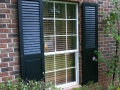 Fixed Louver Exterior Shutters