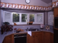 Kitchen Polycore Shutters