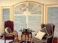 Shutters for Arched Window